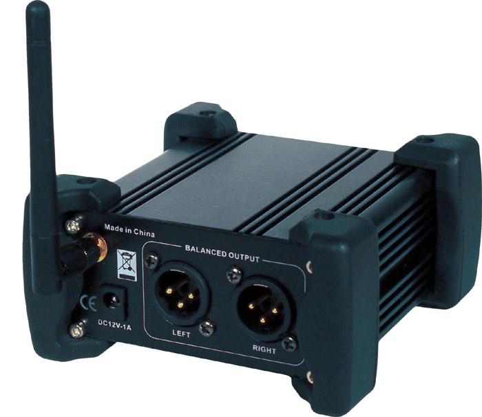 Emetteur recepteur sans fil audio