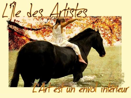 L'ile des artistes