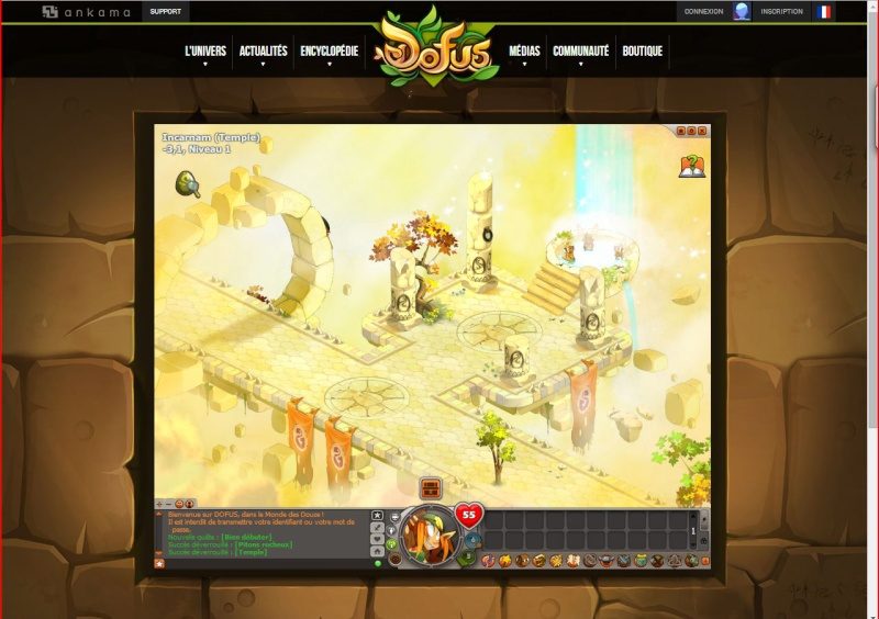 dofus open beta