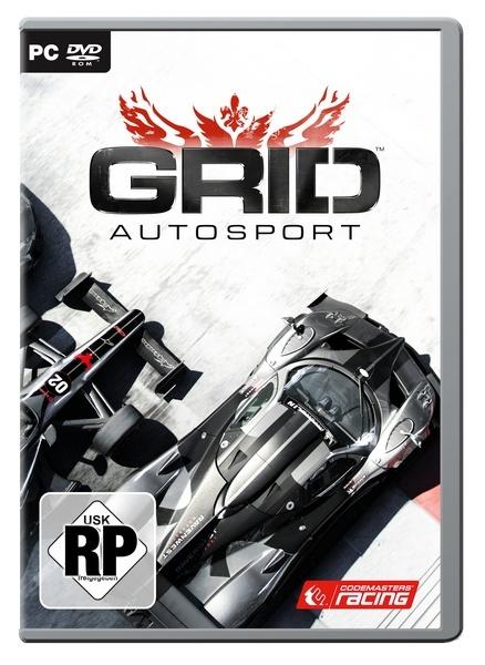 لعبة السيارات السريعة GRID Autosport 2014 Repack