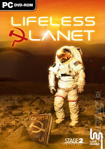 لعبة الكوكب الميت Lifeless Planet