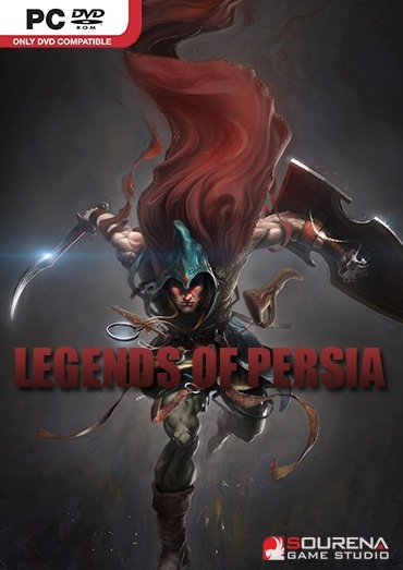 لعبة الأكشن أسطورة بلاد فارس Legends of Persia