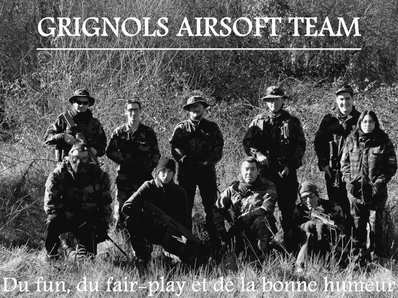 GRIGNOLS AIRSOFT TEAM