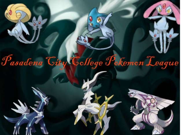 Pasadena City College Pokemon League