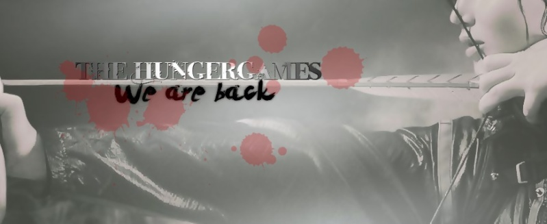 The Hungergames - We are back