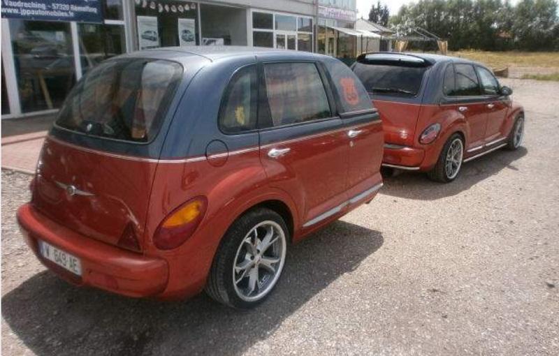 vente de mon pt cruiser cabriolet 2004 change pt 4p. Black Bedroom Furniture Sets. Home Design Ideas