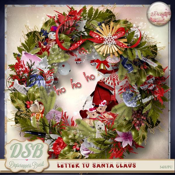 Letter to santa claus de SDsesigns dans Decembre s_desi91