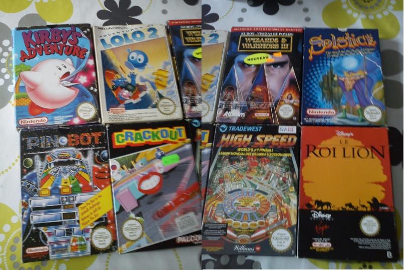 Est Jeux Snes N64 Nes En Boite Et En Loose