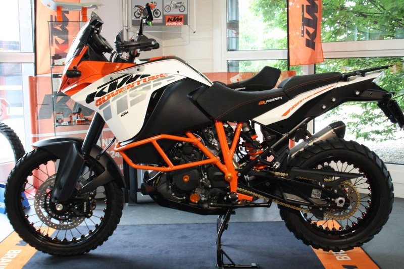 Ktm 1290 super adventure 2015 for Deco 990 adventure