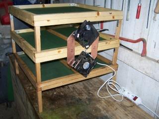 mes bricolages bateau amorceur rod pod etc. Black Bedroom Furniture Sets. Home Design Ideas