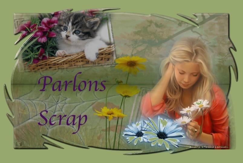 PARLONS SCRAP