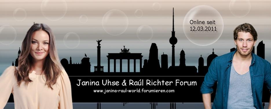Janina Uhse & Raúl Richter Forum
