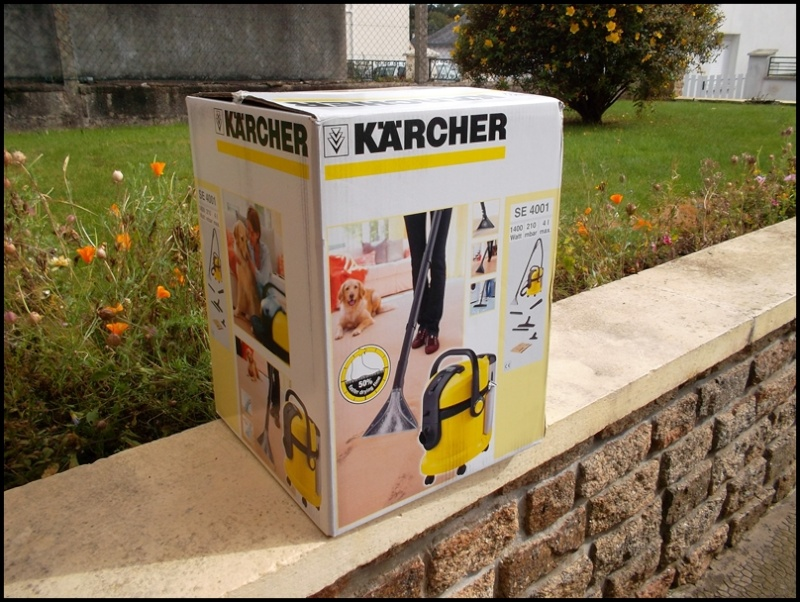 karcher se4001 mat riel accessoires. Black Bedroom Furniture Sets. Home Design Ideas