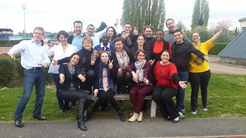 Nous vous présentons l'équipe de formateurs ultramotivés qui ont travaillé pour pouvoir déployer au sein de la Jeune Chambre Economique Française le nouveau module de formation de formateurs LA FORM'ACADEMIE.