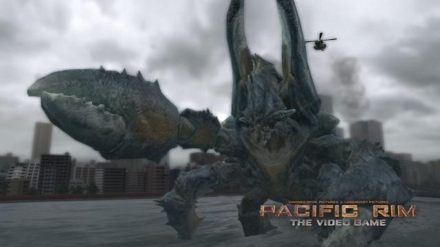 parasito de kaiju película titanes del pacifico