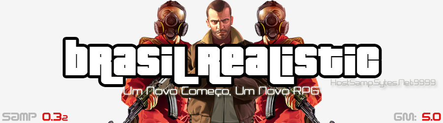 BRASIL REALISTIC [RPG | GM 5.0] [NEW RPG]