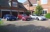 Le garage aux voitures