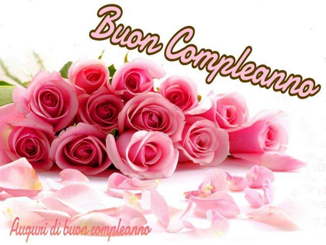 Fabuleux Buon Compleanno carissima Amica*************** • descrivendo.com XT34