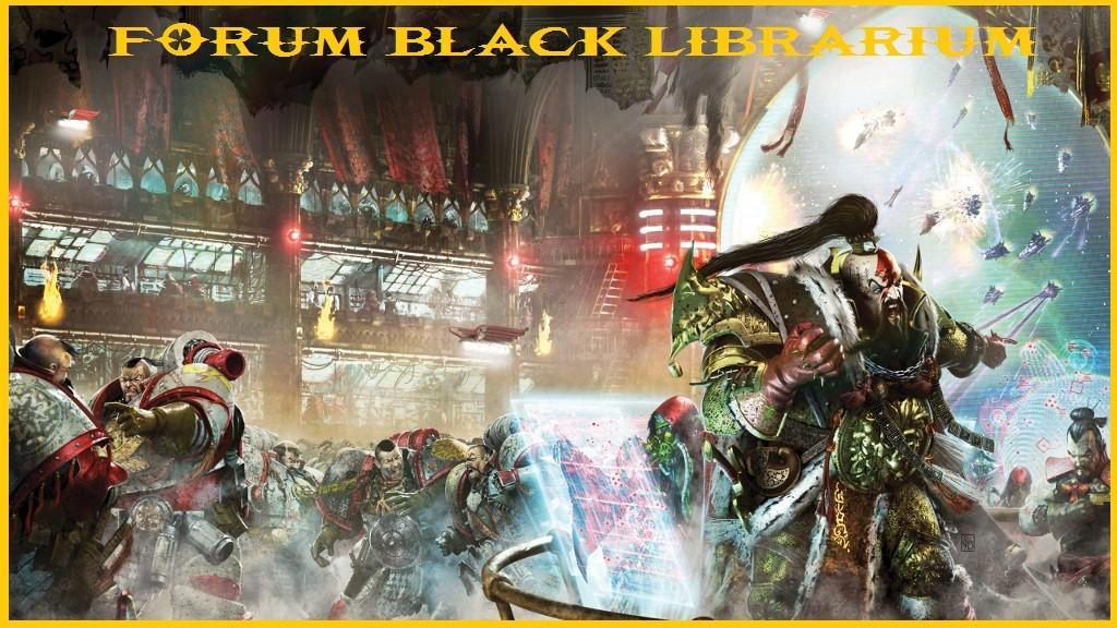 --[ Forum Black Librarium ]--