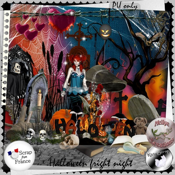 Halloween fright nigth mc_ks_13