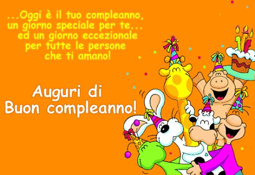 Поздравление мужчине с днем рождения на итальянском