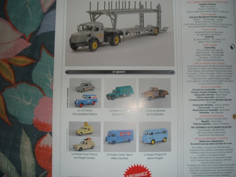 Collection garage moderne test hachette septembre 2012 - Collection garage moderne ...