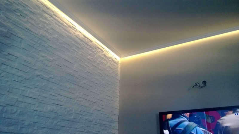 Installation hc non d di e jujumccoy 30038432 sur le for Installer ruban led plafond