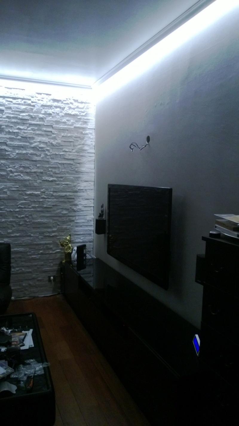 Corniche Polystyrène Pour Led installation hc non dédiée jujumccoy» - 30038432 - sur le