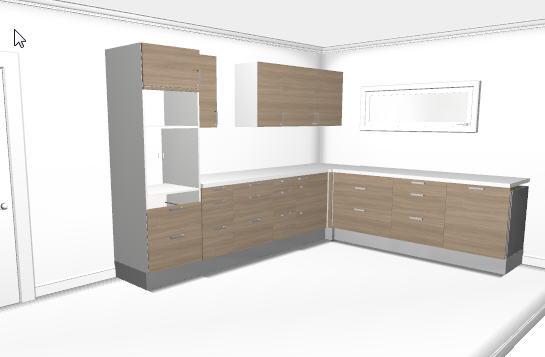 fabrication d 39 une cuisine en fr ne olivier. Black Bedroom Furniture Sets. Home Design Ideas