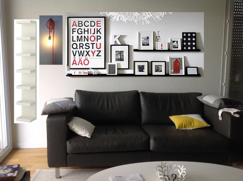 caribou91 cuisine sam s jour pi ce de vie ouverte. Black Bedroom Furniture Sets. Home Design Ideas