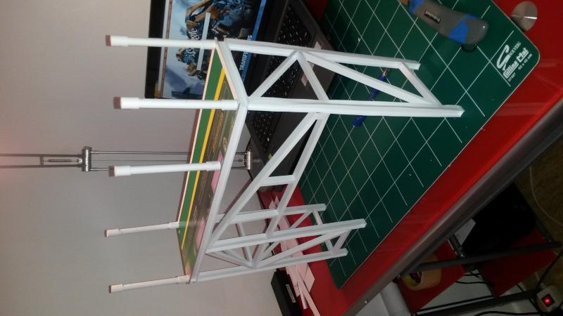 Diorama optimus prime - Weldom la teste ...