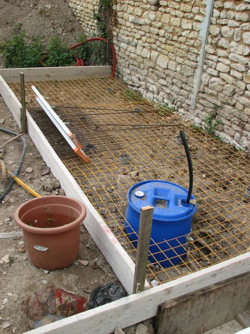 Autoconstruction d 39 une piscine for Construction piscine beton technique