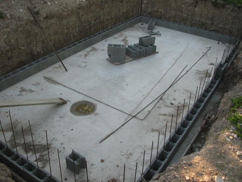 Autoconstruction d 39 une piscine for Probleme electrolyseur piscine