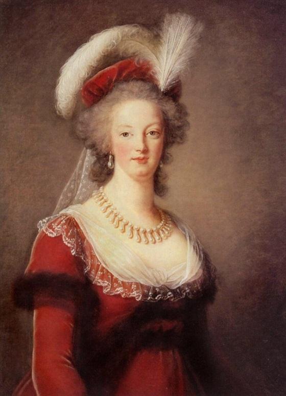 Le Boudoir de Marie-Antoinette
