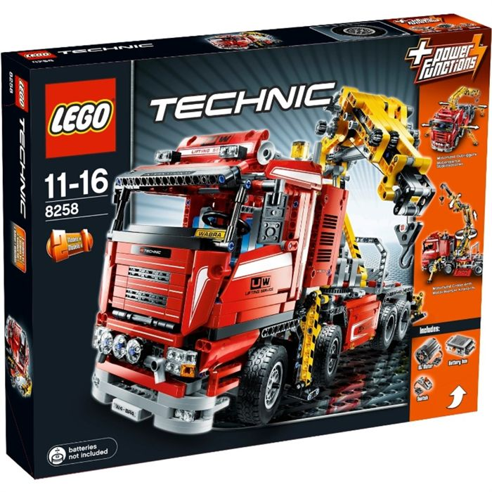 Lego technic le plus cher