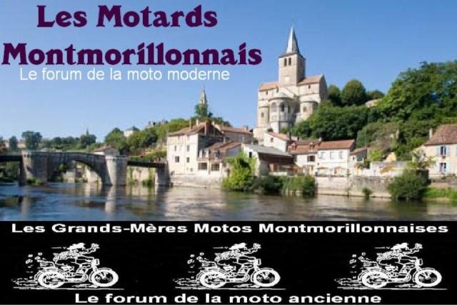 Les motards Montmorillonnais