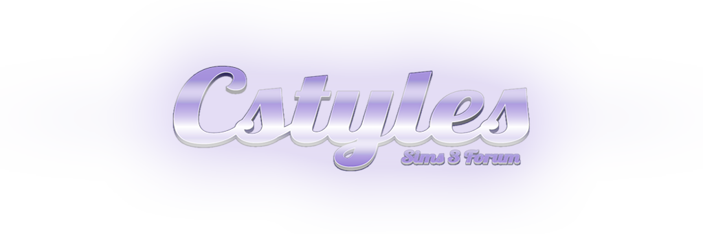 Cstyles Sims3