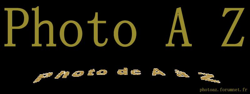 A à Z du Photographe
