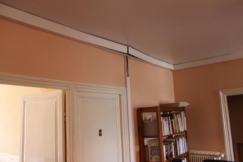 Recherche solution pour cacher des c bles lectriques for Chauffage par le plafond