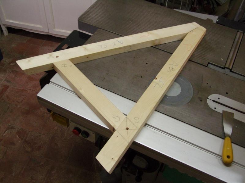 R alisation tr teaux de menuisier - Fabriquer une table pour scie circulaire ...
