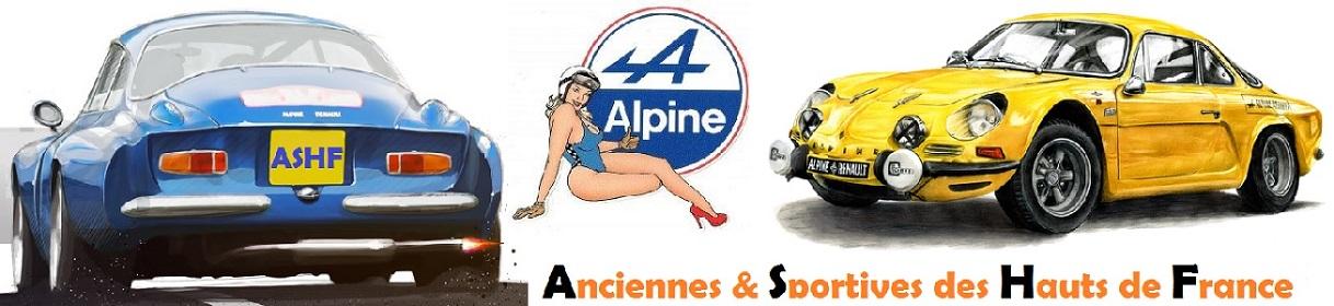 LES AUTOS ANCIENNES & SPORTIVES DES HAUTS de FRANCE D'AVANT 1995