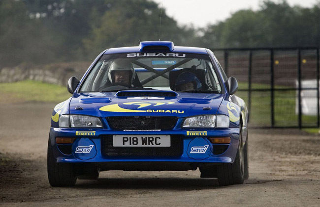 Subaru Fan Rally Team