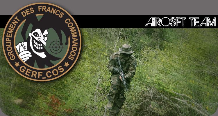 Team Airsoft du 83*Groupement des Francs Commandos*