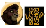 Leon vigia