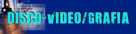 DISCOGRAFIA e VIDEOGRAFIA