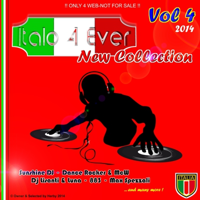 Italo 4 Ever New Collection Vol.4