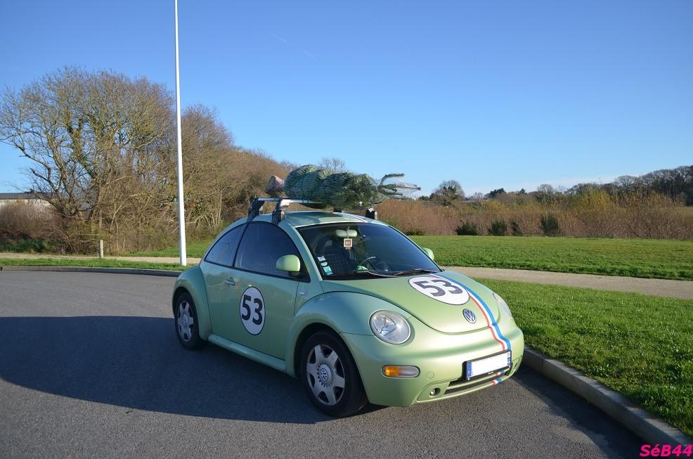 Ma New Beetle Vert Herbie Windupkey Vid 233 O Votre