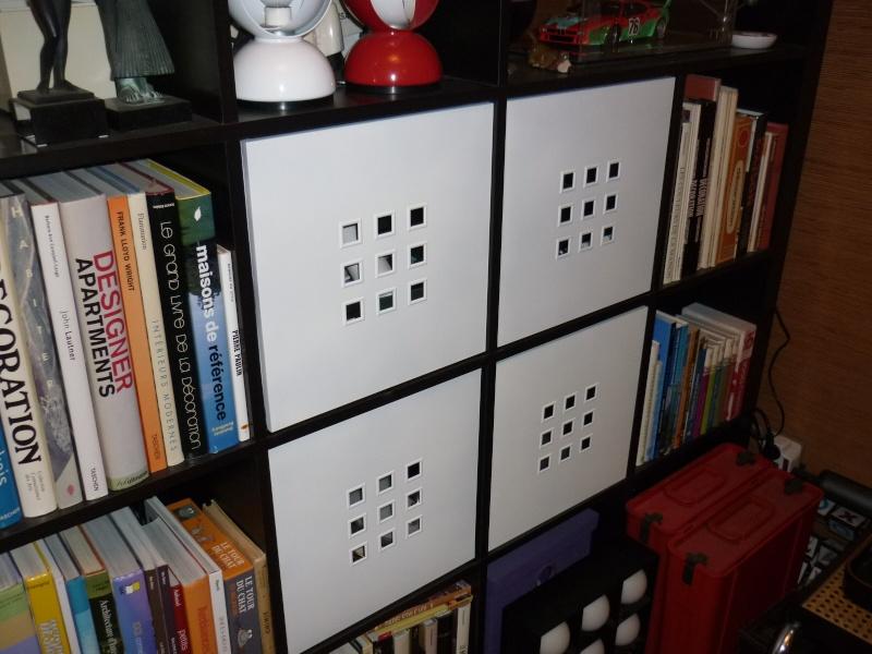 Peinture casiers ik a for Casiers chez ikea