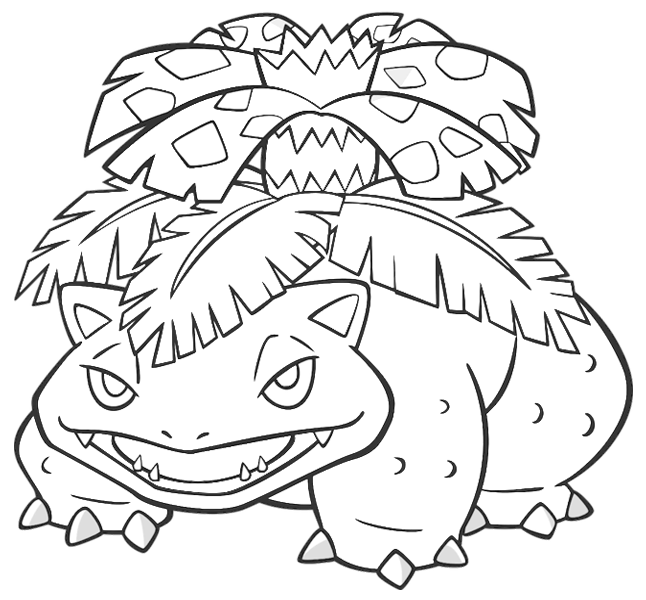 Coloriages pok mon - Coloriage pokemon dracaufeu ...