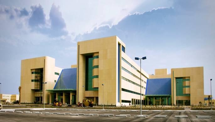 المكتبة الطبية بمستشفى الولادة والأطفال بالدمام